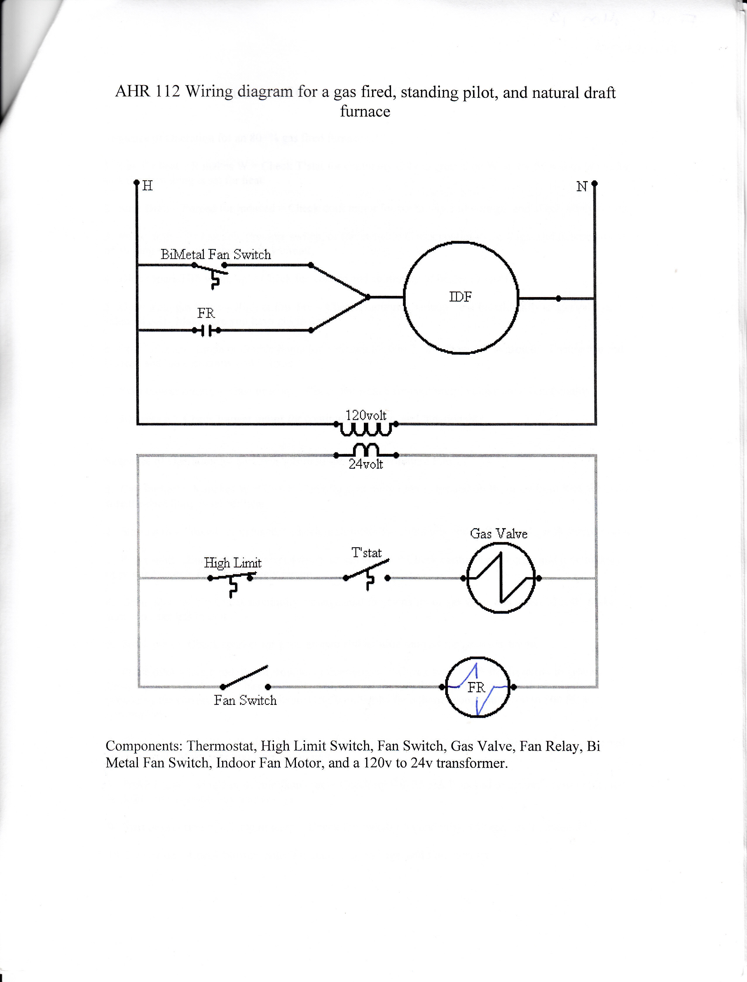 Standing Pilot Wiring Diagram Not Lossing Furnace Symbols Todays Rh 19 4 1813weddingbarn Com Light Switch
